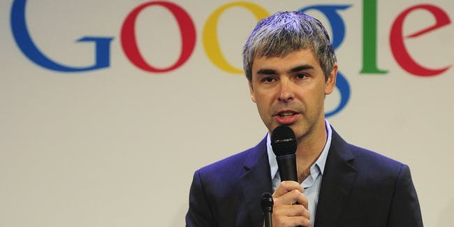 Larry Page ecommerce quote